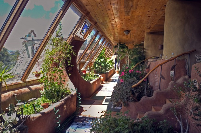 Earthship Project